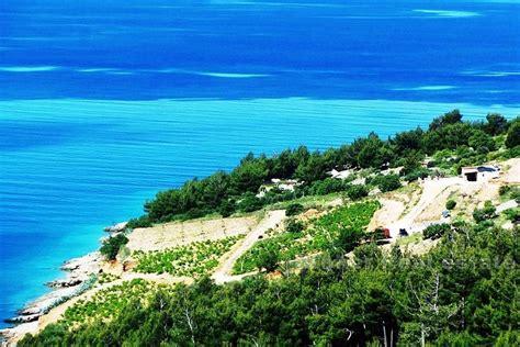 in vendita croazia croazia brac terreno unico in vendita in vendita