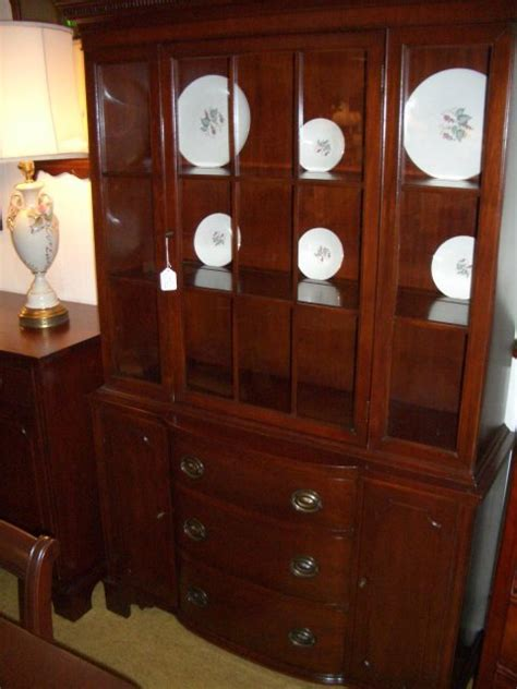 mahogany china cabinet for sale china cabinet mahogany for sale antiques com classifieds
