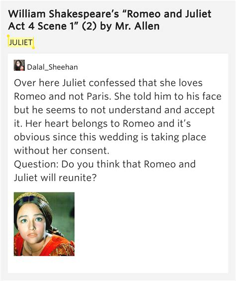 themes for romeo and juliet act 2 scene 2 juliet mr allen