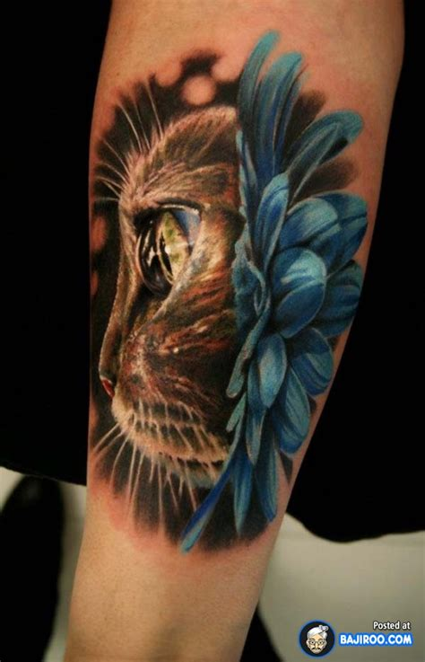 cat eyes tattoo designs 3d tattoos 2013