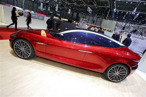 Porsche ähnliche Autos by Genf 2013 Studien Praktisch Bis Hoch Emotional