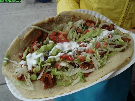huaraches food