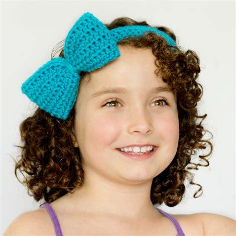 Headband Bow crochet bow headband pattern www pixshark images