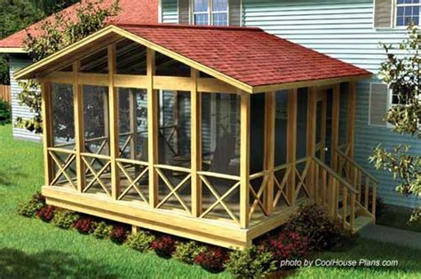 screened porch plans screened in porch plans to build or modify