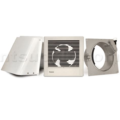 Wall Mounted Bathroom Fan Panasonic Whisperwall Wall Mounted Bathroom Fan Fv 08wq1 Iaqsource