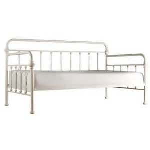 Daybeds At Home Depot Homesullivan Calabria Metal Size Daybed In White