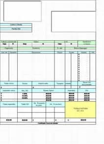 modello di fattura office templates