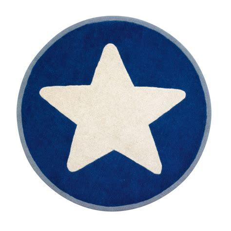 Blau Weißer Teppich by Teppich Blau Kinderzimmer Beste Bildideen Zu Hause Design