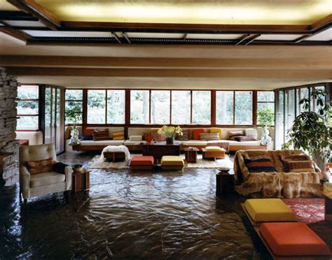 frank lloyd wright falling water interior gr8lakescer frank lloyd wright s iconic fallingwater open for tours
