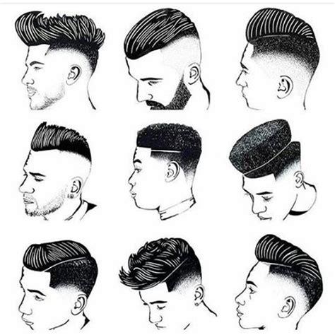 Model Rambut Di Barbershop by Di Hoek Barber Shop