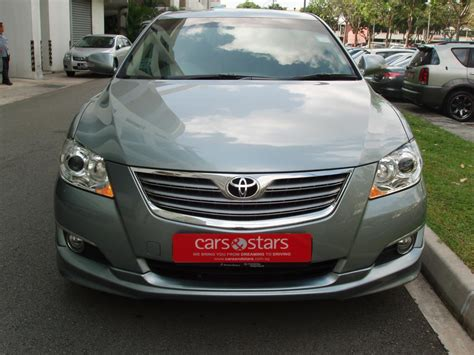 Toyota Singapore Rent A Toyota Camry By Ace Drive Car Rental