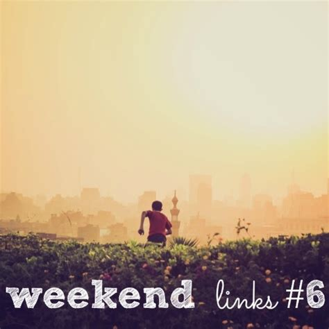 Weekend Links Egotastic 6 by Weekend 6 Sq Babygreen