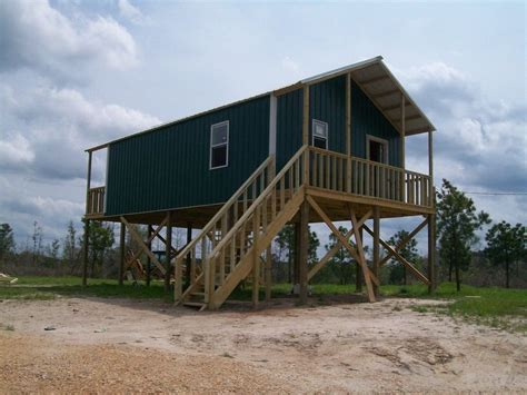 Hunting Cabin Kits C Amp B Builders Horse Barn Construction Contractors In Earle