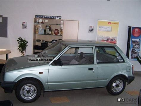 Stop L Charade G11 Diskon 1984 daihatsu charade g11 ts car photo and specs