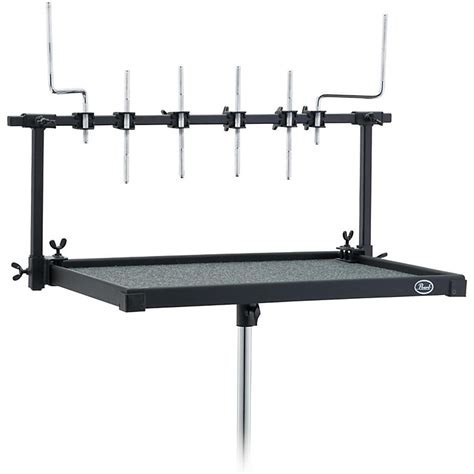 Rack Trap by Pearl Universal Fit Trap Table Rack Music123