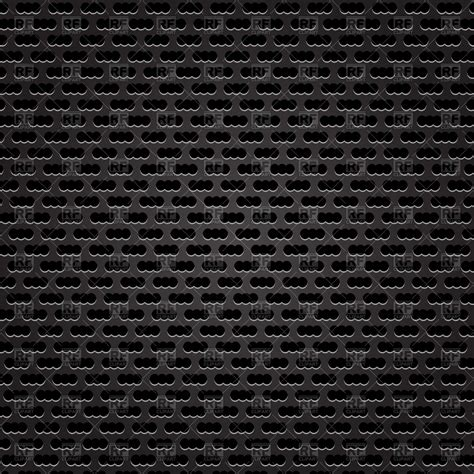iron background iron black perforated background royalty free vector clip