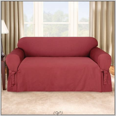 how to put on a sure fit sofa cover perfect fit sofa covers taupe sofa slipcovers from bed