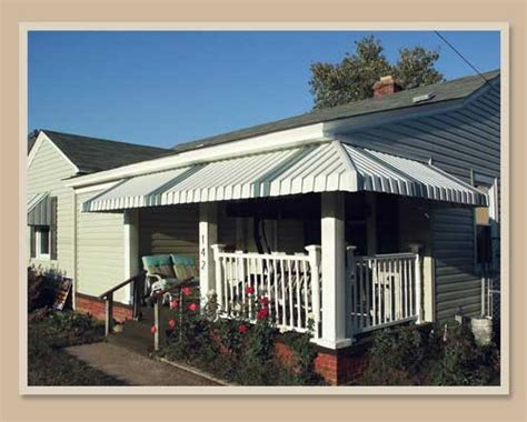 metal awnings for houses aluminum awnings for mobile homes 14 photos bestofhouse net 35388