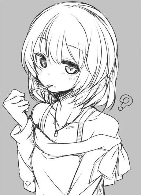 short hairstyles anime girl 25 best ideas about cute girl drawing on pinterest cool