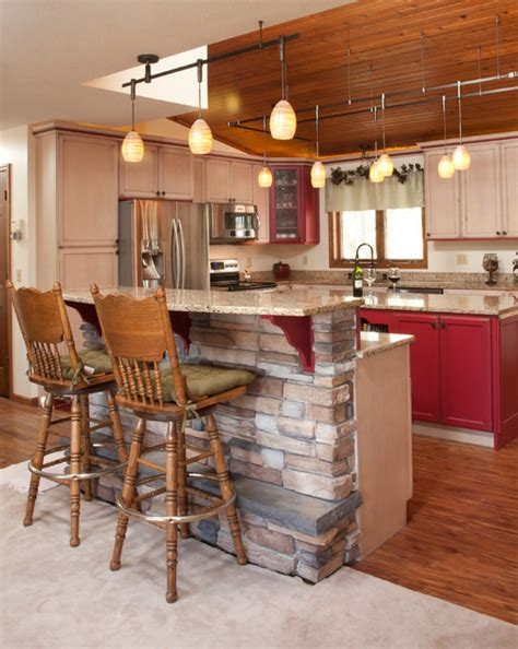 Naylors Kitchen by Naylor Kitchen Rustic Kitchen Minneapolis By