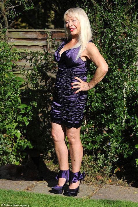 50 yr old ladies with short shorts widow spends 163 10 000 on cosmetic surgery and now she