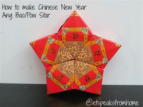 new year ang pow wall decoration new year ang bao pow et speaks from home