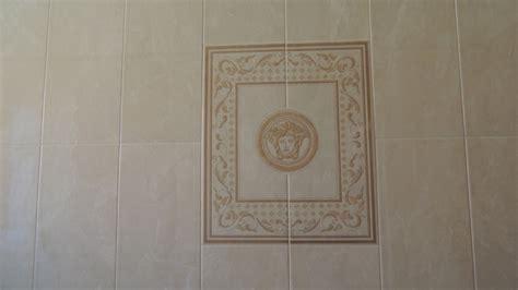 versace piastrelle foto quadro in piastrelle quot versace quot di edil b c 446611