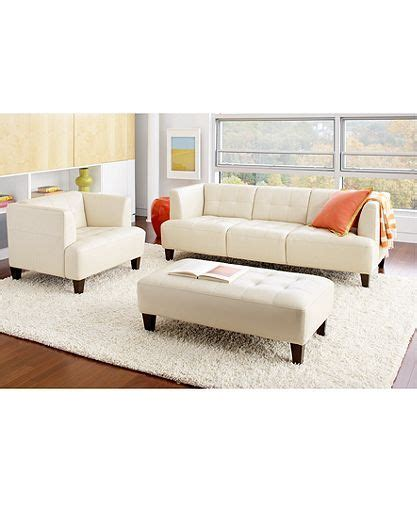 Alessia Leather Sofa Alessia Leather Sofa Living Room Furniture Collection