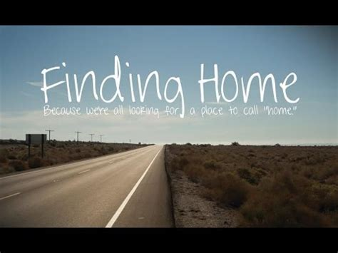 finding home the documentary trailer 1