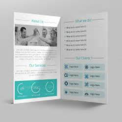 Corporate Bi Fold Brochure Template by Corporate Bi Fold Brochure Template Designingbucket