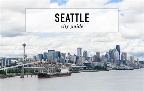 Tips For Applying For City Of Seattle Guide To Seattle