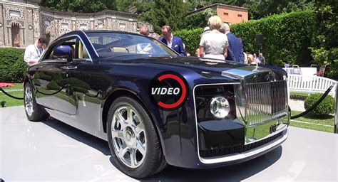sweptail rolls royce 13 million rolls royce sweptail may be most expensive new