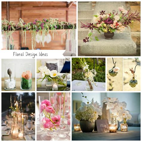 Wedding Konsep by Clean Crisp And Fresh Fall Wedding Design Board