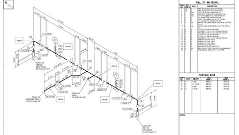 isometric piping diagram services piping design