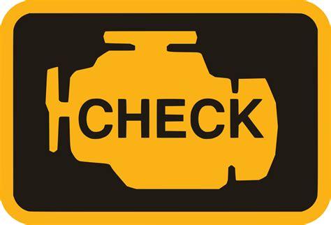check engine light symbol clipart check engine