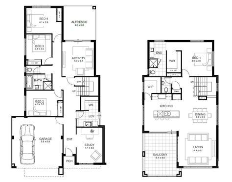 storey 4 bedroom house designs perth apg homes