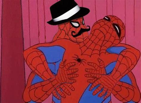 Spiderman Gay Meme - omg spiderman is gay by k1rb0 on deviantart