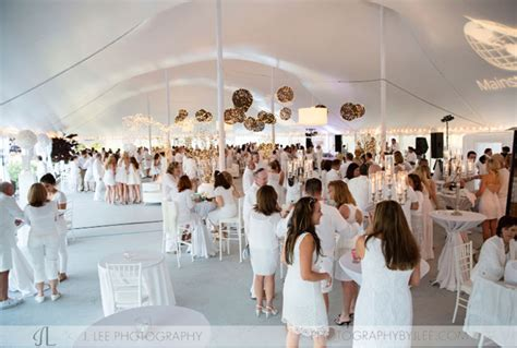 The White Party   McCarthy Tents & Events   Party and Tent