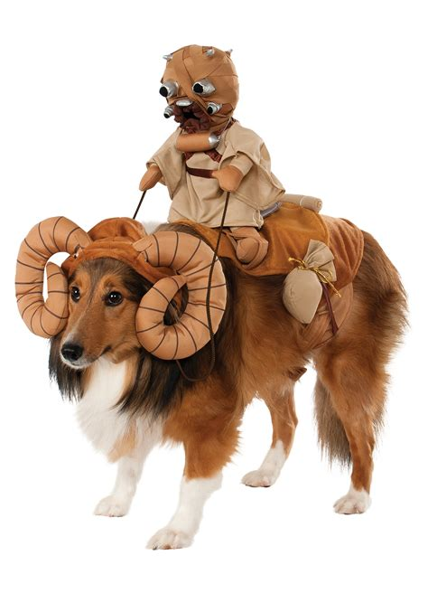 costumes for dogs bantha pet costume