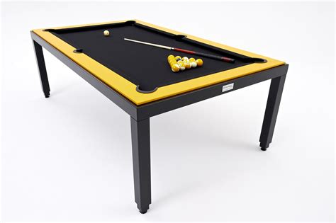 table edition metal pool table veuve clicquot limited edition by
