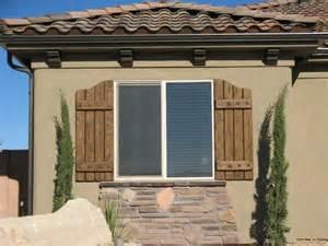 rustic exterior window shutters rustic shutter designs