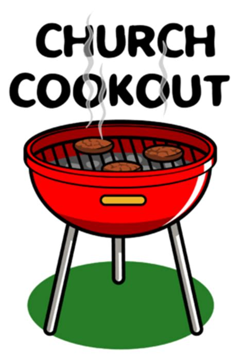 cookout clipart image church cookout christart
