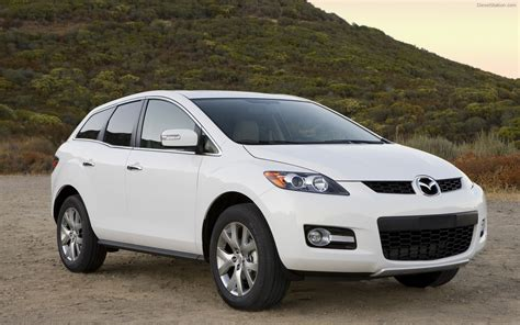 2009 mazda cx 7 widescreen car picture 07 of 14