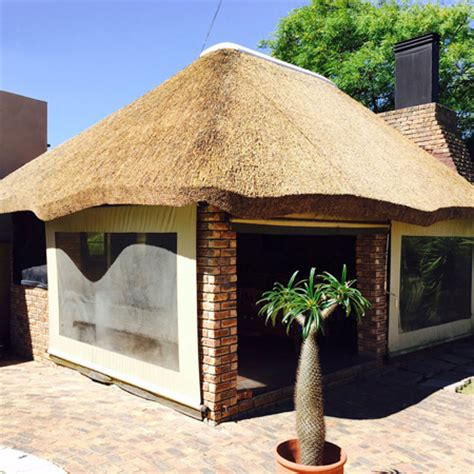 add a outdoor room to home home dzine garden ideas add a thatch lapa to your outdoors
