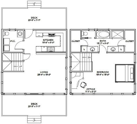 24x24 House Plans 24x24 House 24x24h10a 1 066 Sq Ft Excellent Floor Plans Tiny Houses