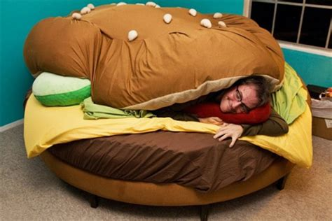 hamburger bed for sale hamburger bed by kayla kromer