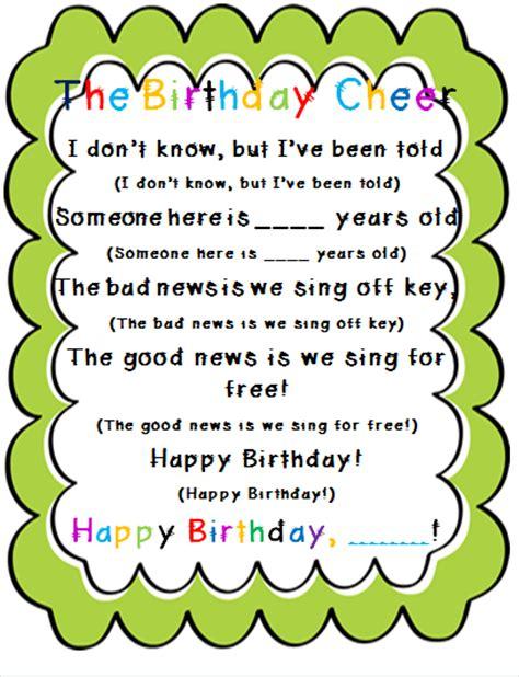 birthday cheers the 2 teaching divas happy birthday