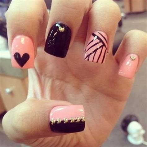 cute pattern nails really cute nail designs how you can do it at home