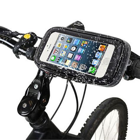 Diskon Waterproof Bag For Smartphone 190x100mm universal bike mount with waterproof for smartphone 4 inch black jakartanotebook