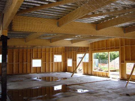 bureau ossature bois bureau d 233 tudes bois charpente lamell 233 coll 233 murs ossature